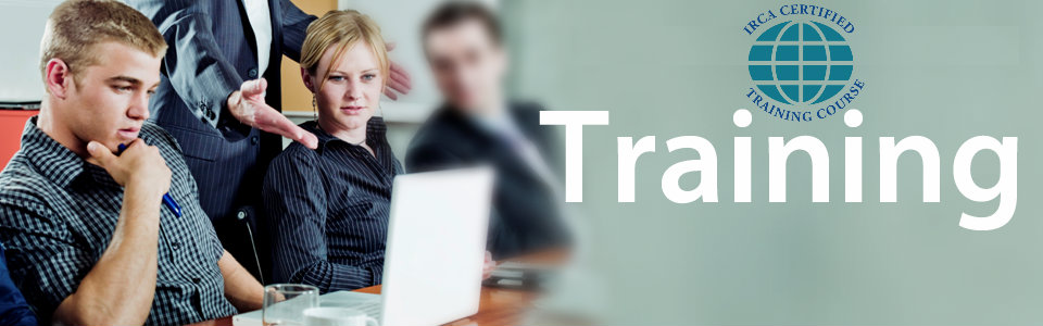 IRCA and Exemplar Global Auditor and Lead Auditor training