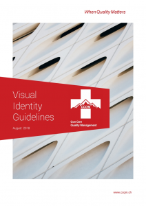 CCQM Brand book - Visual Identity Guidelines